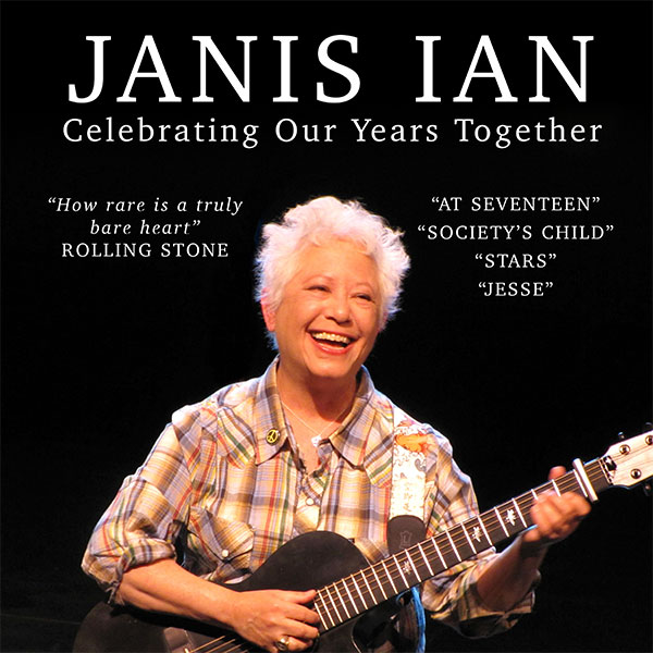 Janis Ian - Celebrating Our Years Together