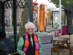 The Amazing Dutch hot dog