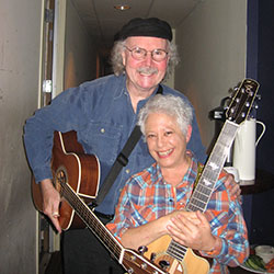 Janis and Tom Paxton