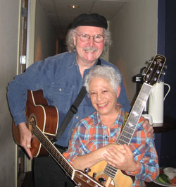 Janis & Tom Paxton at the Birchmere
