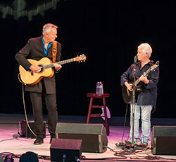 Janis and Tommy Emmanuel by Sukumar Balachandran